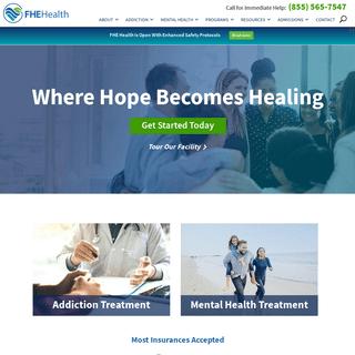 FHE Health- Addiction & Mental Health Treatment - Detox & Drug Rehab