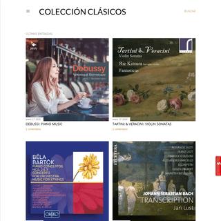 Colección Clásicos