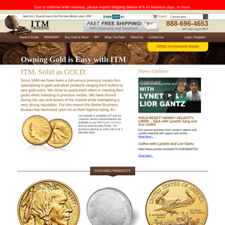Buy Gold and Silver Gold Coins and Bars Investing