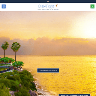 DialAFlight - Offering amazing value holidays for 40 years.