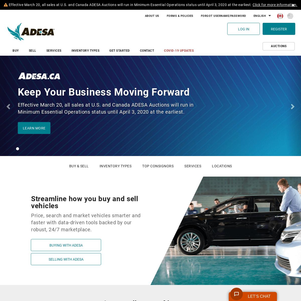 ArchiveBay.com - adesa.ca - ADESA Canada