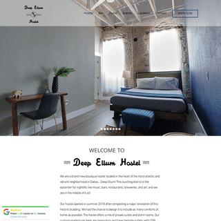 Deep Ellum Hostel - Best Hostel In Dallas Texas