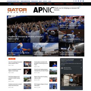 ArchiveBay.com - gatorcountry.com - GatorCountry.com - The Insider Authority on Gator Sports