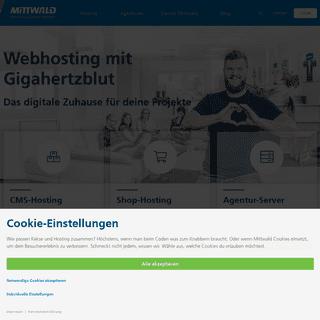 Reseller Hosting, Webhosting für Agenturen & Freelancer