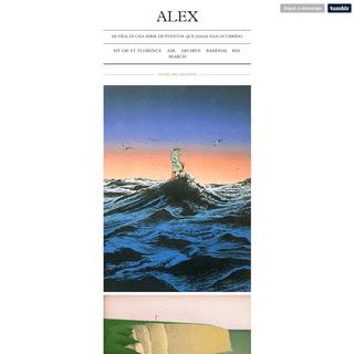 A complete backup of alexzunga.tumblr.com