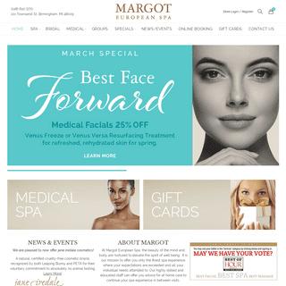 Margot European Spa - Birmingham MI