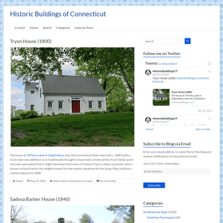 ArchiveBay.com - historicbuildingsct.com - Historic Buildings of Connecticut