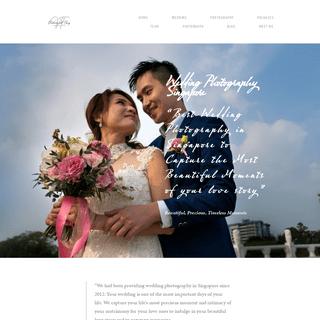 Vincent - Wedding Photography Singapore