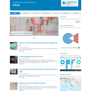 Transparency International Italia -