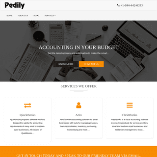 Accounting In Your Budget - pedily