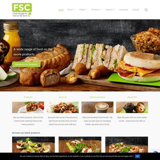 Home - FSC - Food Service Centre