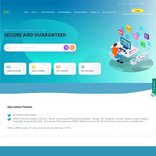 ArchiveBay.com - riaucybersolution.net - Portal Home - Riau Cyber Solution