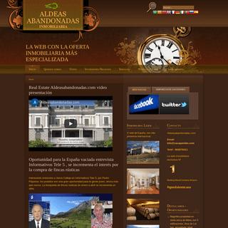 ArchiveBay.com - aldeasabandonadas.com - aldeasabandonadas.com