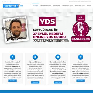 ArchiveBay.com - uzaktanyds.com - YDS, YÖKDİL - Online YDS Kursu, Online YÖKDİL Kursu » UzaktanYDS