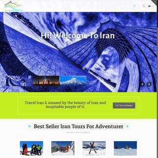 Travel Iran - IranExploration Tour Operator l Adventure & Cultural Tours