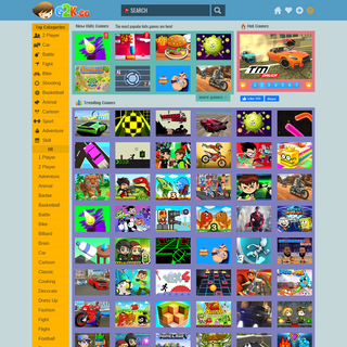 G2K, Game 2 Kids, great games for kids