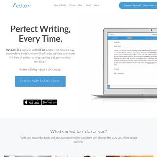 ArchiveBay.com - editorr.com - Professional Proofreading and Copy Editing Service - editorr