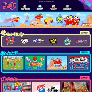 Nostalgic Candy, Drops, Gum, Lollies & Push Up Pops - Candymania