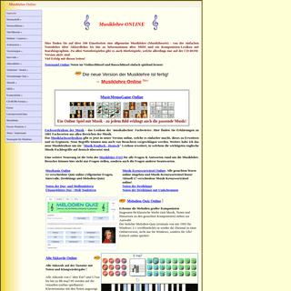 ArchiveBay.com - musiklehre.at - Allgemeine Musiklehre - Notenlehre - Musikkunde- Startseite