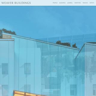 Weaver Buildings