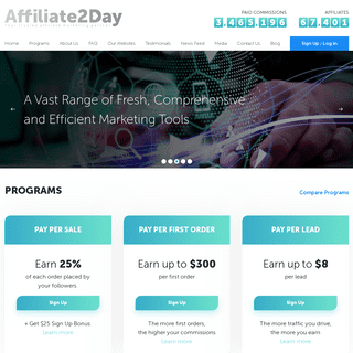 ArchiveBay.com - affiliate2day.com - Top Dating Site Affiliate Program - Pay Per Sale & Pay Per Lead