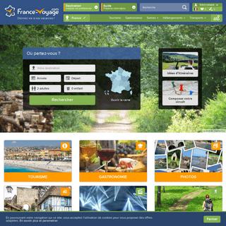 France Voyage - Guide Tourisme, Vacances & Week-end