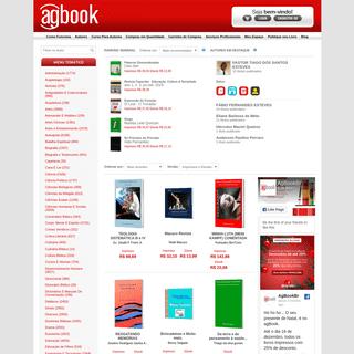 agBook - O seu livro Publicado 100- gratuito e sob demanda