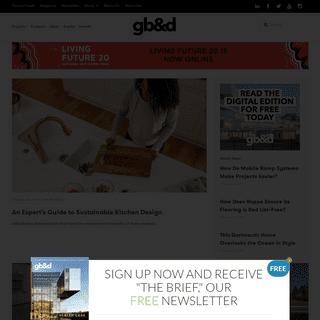 Home - gb&d magazine