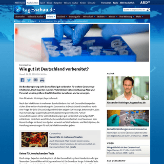 ArchiveBay.com - www.tagesschau.de/inland/coronavirus-vorbereitung-deutschland-101.html - Coronavirus- Wie gut ist Deutschland vorbereitet- - tagesschau.de