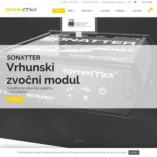 Totter Midi – New era of music