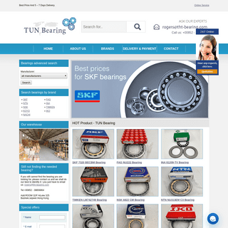 ArchiveBay.com - alovelystyle.com - China FAG,NACHI Ball Bearing supplier