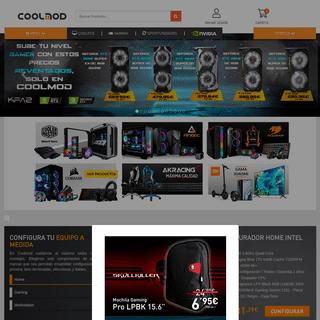 ArchiveBay.com - coolmod.com - Tienda online de informática - Coolmod.com