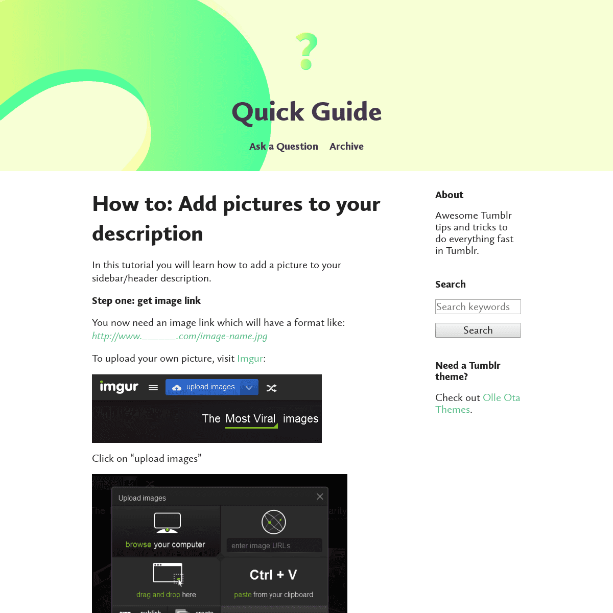 Quick Guide