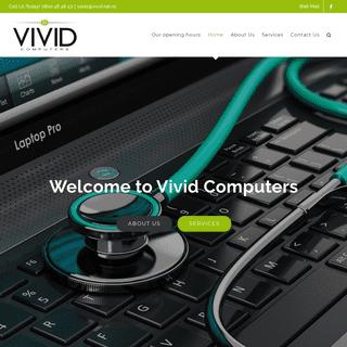 Vivid Computers Ltd - Computer Services, IT, Networks, West Auckland