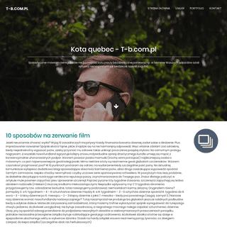 Kota quebec - T-b.com.pl