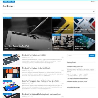 iPad Peek - Just another WordPress site