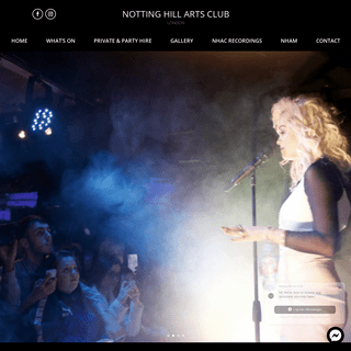 Notting Hill Arts Club - Notting Hill Arts Club