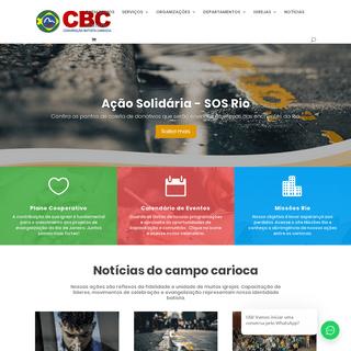 Convenção Batista Carioca - Convenção Batista Carioca