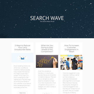 SEARCH WAVE