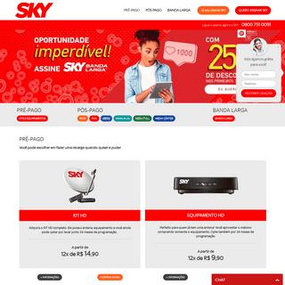 ArchiveBay.com - assinesky.net.br - SKY TV por Assinatura 0800 942 3601 - Conheça nossos Planos