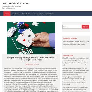 wellbutrinxl.us.com - Situs Judi Slot Online Terpercaya Uang Asli di Indonesia