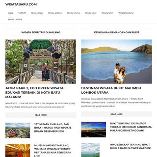 WisataBaru.Com - Info Tempat Wisata Terbaru