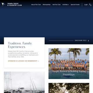 ArchiveBay.com - tcyc.org - Home - Tampa Yacht and Country Club
