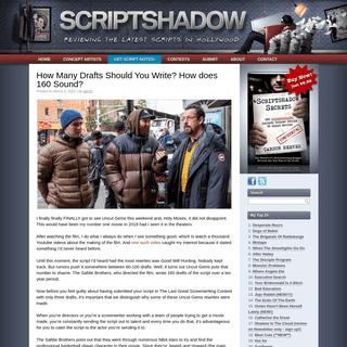 A complete backup of scriptshadow.net