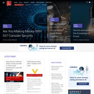 The Fast Mode - International Telecoms News, Analysis & Trends