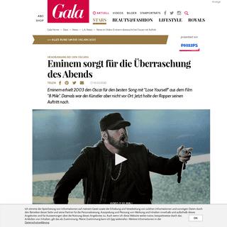 ArchiveBay.com - www.gala.de/stars/news/l_a__news/news-im-video--eminem-ueberrascht-bei-oscars-mit-auftritt-22222402.html - News im Video- Eminem überrascht bei Oscars mit Auftritt - GALA.de