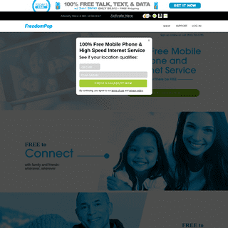 ArchiveBay.com - freedompop.com - Free Wireless Internet & Phone Service. Cheap Internet Hotspots & Smart Phones - FreedomPop