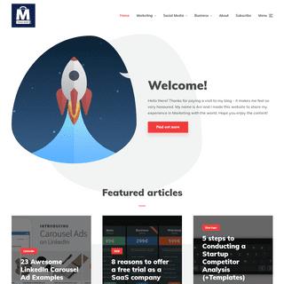 mktoolboxsuite.com - A Marketing & Business blog