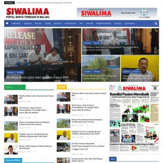 Siwalimanews - Portal Berita Terkini Maluku