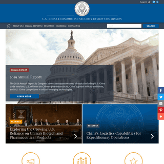 Homepage - U.S.- CHINA - ECONOMIC and SECURITY REVIEW COMMISSION
